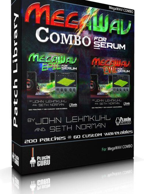 MegaWAV COMBO: Serum