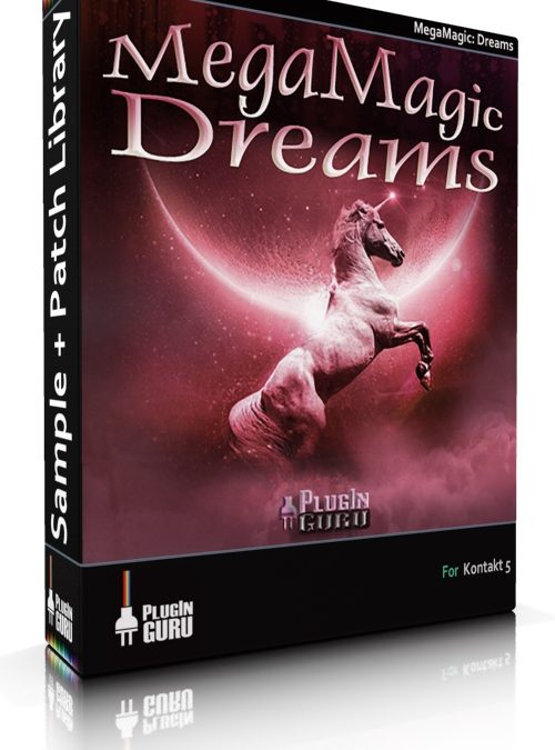 MegaMagic: Dreams for Kontakt 5