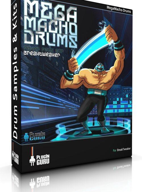 MegaMacho Drums: BreakTweaker