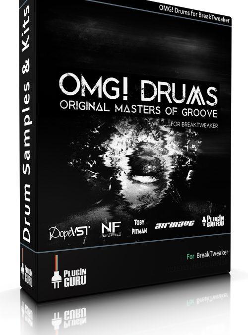 OMG! Drums: BreakTweaker