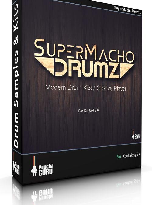 SuperMacho Drumz K5.6
