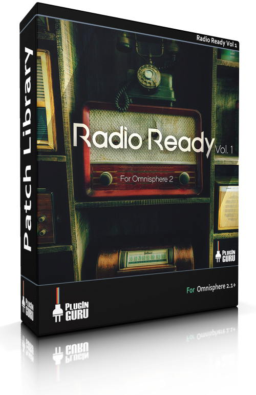 Radio Ready Vol 1 for Omnisphere 2 - PluginGuru com