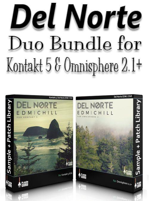 Del Norte Omnisphere / Kontakt 5 Bundle