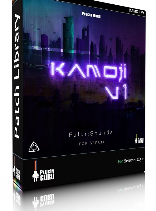 Kamoji V1 for Serum