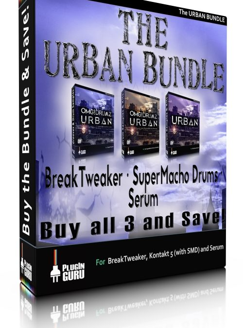 OMG! Urban BUNDLE