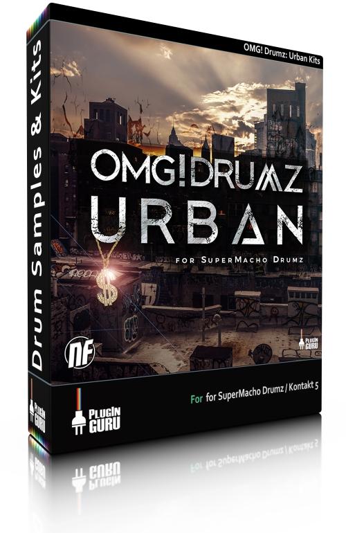 urban 808 kontakt library review
