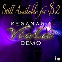 MegaMagic: Viola Demo available for $2