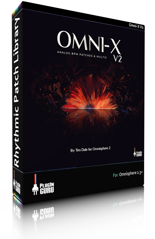 Omni-X V2 for Omnisphere 2 - PluginGuru com