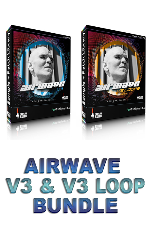 Bundle: Airwave V3 and V3: LOOPS - PluginGuru com