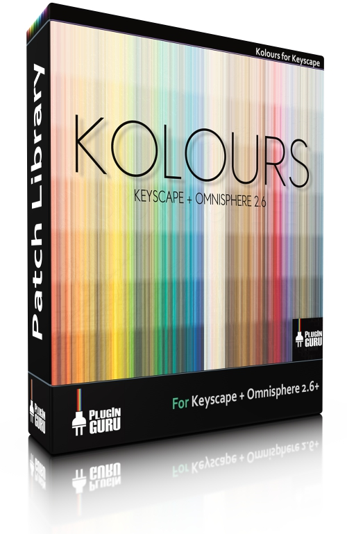 Kolours for Keyscape + Omnisphere - PluginGuru com
