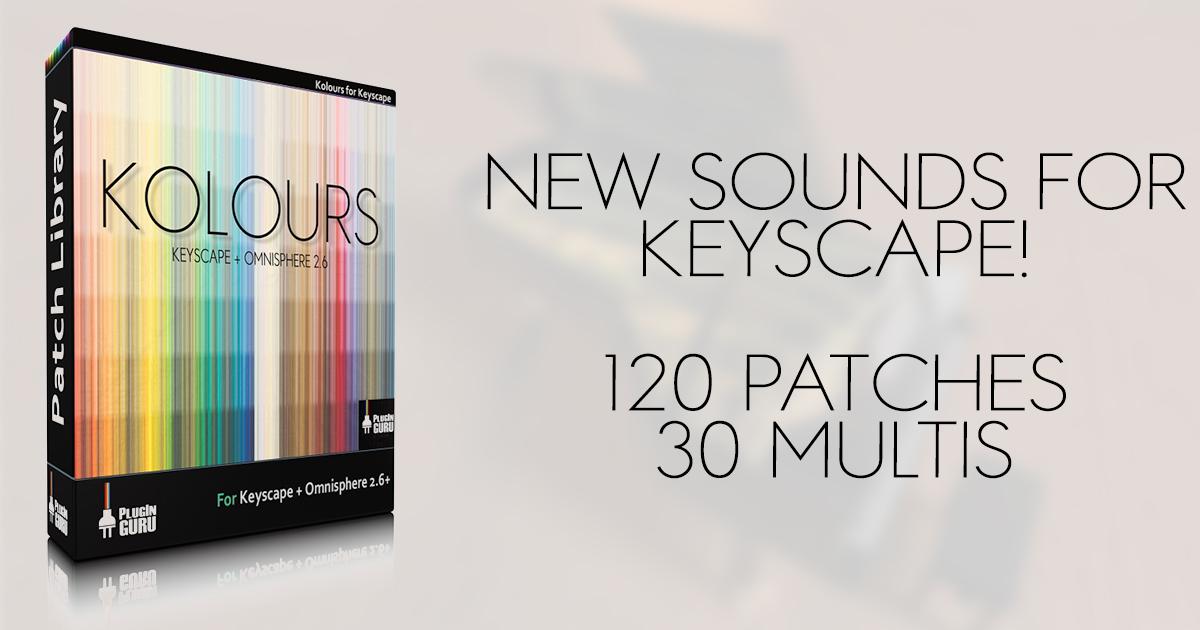 Kolours for Keyscape + Omnisphere - PluginGuru com