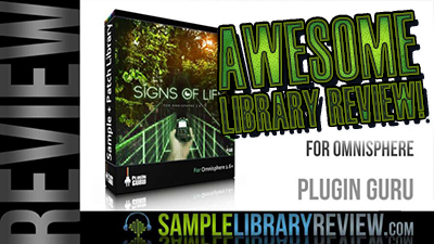 Review of Signs of Life @ samplelibraryreview.com