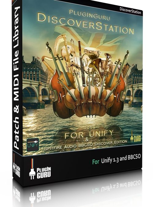 DiscoverStation and CoreStation for Unify | BBCSO