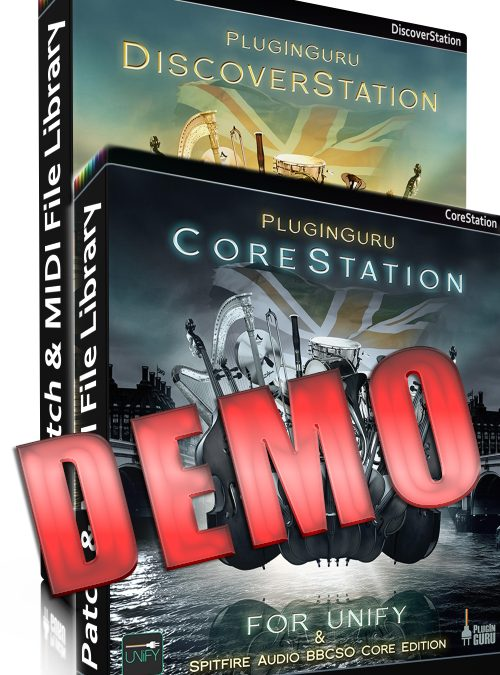 DiscoverStation and CoreStation for Unify DEMO