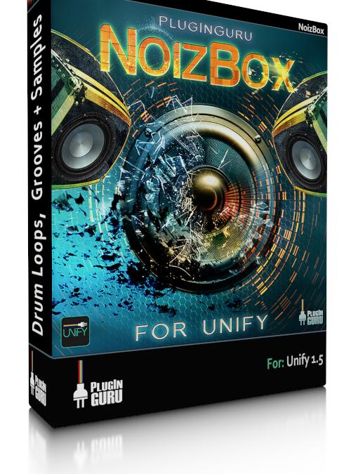 Skippy's NoizBox – Unify