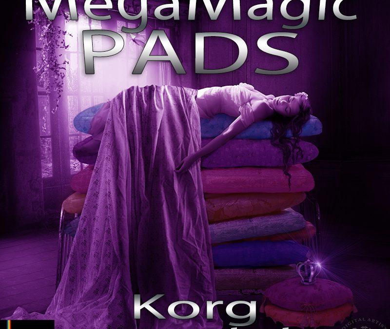 MegaMagic: Pads V1 for Korg Wavestate