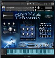MegaMagic: Dreams for Kontakt 5 - PluginGuru com